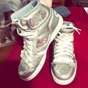 Woman's size 10M Osiris NYC83 Skater shoes